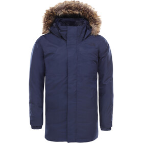 The North Face Arctic Swirl Daunenjacke Mädchen montague blue